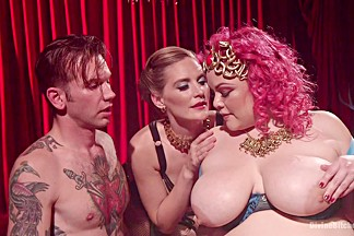 Mona Wales & Will Havoc & April Flores in Baby Wants To Fuck Avn Bbw Of The Year April Flores - DivineBitches
