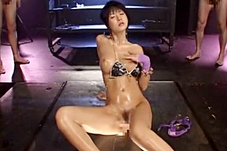 Horny Japanese whore in Amazing Big Tits, Dildos/Toys JAV video