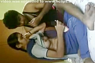 Northindian College Gal Nudely enjoyed in BF room - I