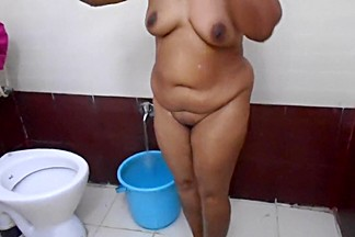 Exotic Homemade video with Big Tits, Shower scenes