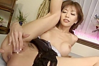 Hottest Japanese chick in Fabulous JAV video