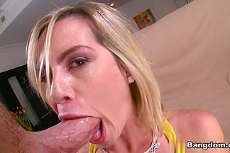 Tara Lynn Foxx in Deep anal for hot blonde babe Video