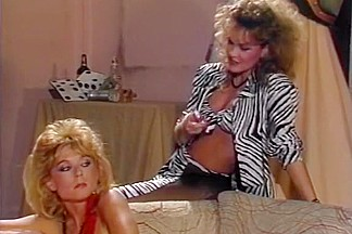 Debbie Areola, Erica Boyer, Nina Hartley in vintage porn video