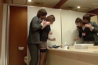 Incredible Japanese chick Kirara Asuka in Fabulous blowjob, fingering JAV scene