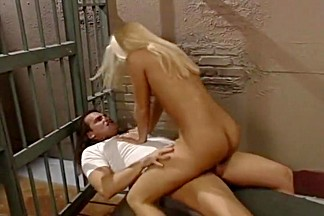 Blond Tart Hollie Stevens Banged In Jail