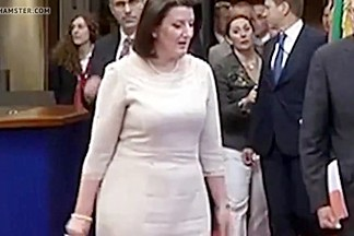 Famous matures. Beautiful atifete jahjaga vol. 1
