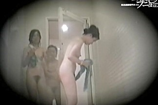 Asian dolls get their asses spied on cam in the shower dvd 03139