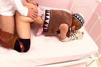Fabulous Japanese model Rei Mizuna in Hottest JAV censored Cunnilingus, College video