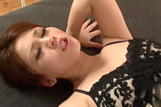 Hottest Japanese girl Ameri Ichinose in Fabulous JAV uncensored Lingerie scene