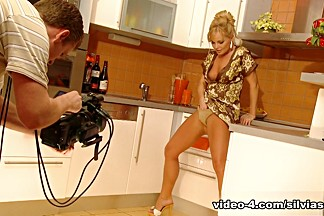 Amazing pornstar Silvia Saint in Crazy Blonde, Solo Girl xxx scene