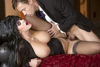 Alison Tyler in The Mistress Of The Shaft
