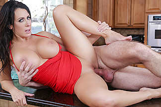 Reagan Foxx & Kyle Mason in Too Hot To Handle - Brazzers