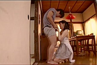 Asian Guy Fucks HisMother In Law In ###