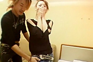 Horny Japanese whore in Crazy JAV video