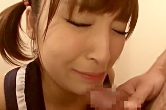Fabulous Japanese girl Yuzu Shiina in Exotic Blowjob/Fera JAV video