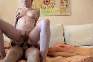 Girlfriend doggy and reverse cowgirl
