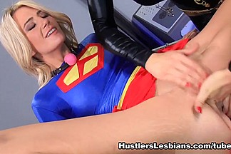 Amanda Tate in Cosplay Queens And Tied Up Girls - HustlersLesbians