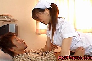Ai Sayama Hot Asian nurse 1 by MyJPNurse part2