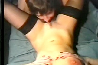 Weird German Porno with Uncut Guy