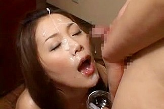 Semen Bar Bukkake For Cute Asami Ogawa