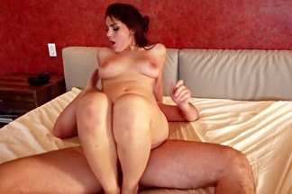 Best pornstar Valentina Nappi in amazing brunette, swallow porn video