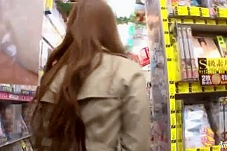 Ai Sayama Asian chick likes public sex