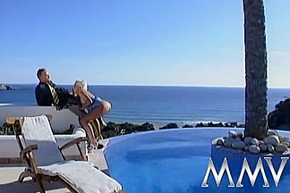 MMVFilms Video: She Rides It In Ibiza