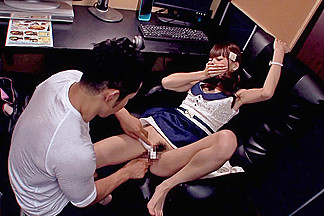 Aino Kishi in Editing Suite Toy Time - EritoAvStars