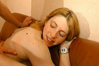 Juvenile french whore sodomized and cum overspread