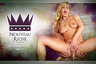 Cherie DeVille in Nouveau Riche Part 2 - TwistysNetwork
