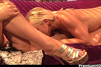 Barbara Summer and Crissy Cums have wild fantasy