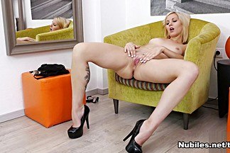 Candy Sweet in Feeling Sexy - Nubiles