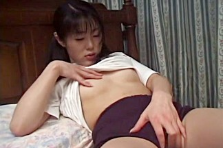 Hottest Japanese chick in Fabulous JAV uncensored College Girl scene