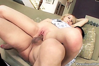 Teen chick Kelly Klass fucked by hot stud