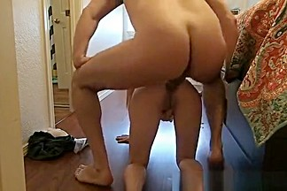 Girlfriend Fucked In The Ass