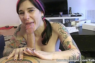 Verspanken BJ! BurningAngel Video