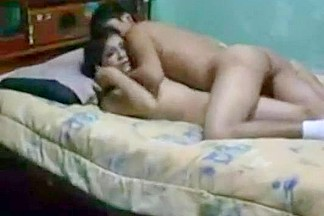 Teen couple makes hot sex tape