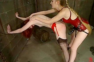 Kendra James and Chanta-Rose in Whippedass Video