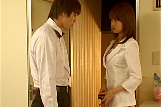 Amazing Japanese chick Akiho Yoshizawa in Best Doggy Style JAV clip
