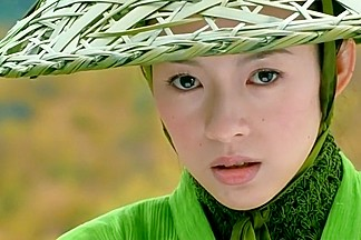 House of Flying Daggers (2004) Ziyi Zhang