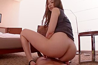 Incredible Japanese whore Asami Ogawa in Amazing Ass, POV JAV movie