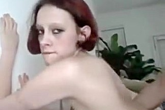 Cute college girl enjoys a fuck and and her pussy filled !