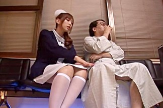 Ai Sayama in Lewd Infection Ward