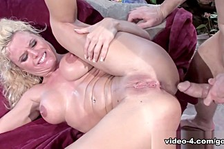 Tory Lane & Dillion Day & Victoria Rush in Eating Cum Out Of A Well-Fucked Ass - BestGonzo