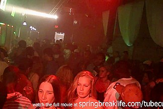 SpringBreakLife Video: Nightclub Party